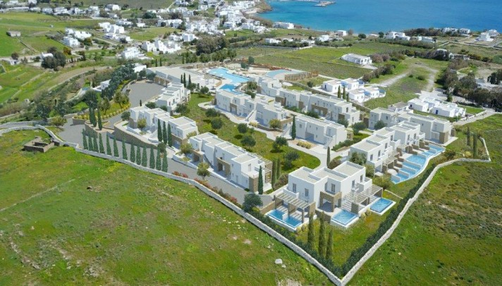 Summer Senses: The largest and most luxurious hotel in Paros opens in Punda beach in May 2019