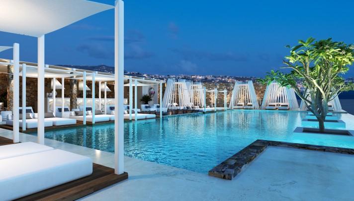 HIP Hospitality:  Τρεις νέες προσθήκες ξενοδοχείων υπο την διαχείρισἠ της