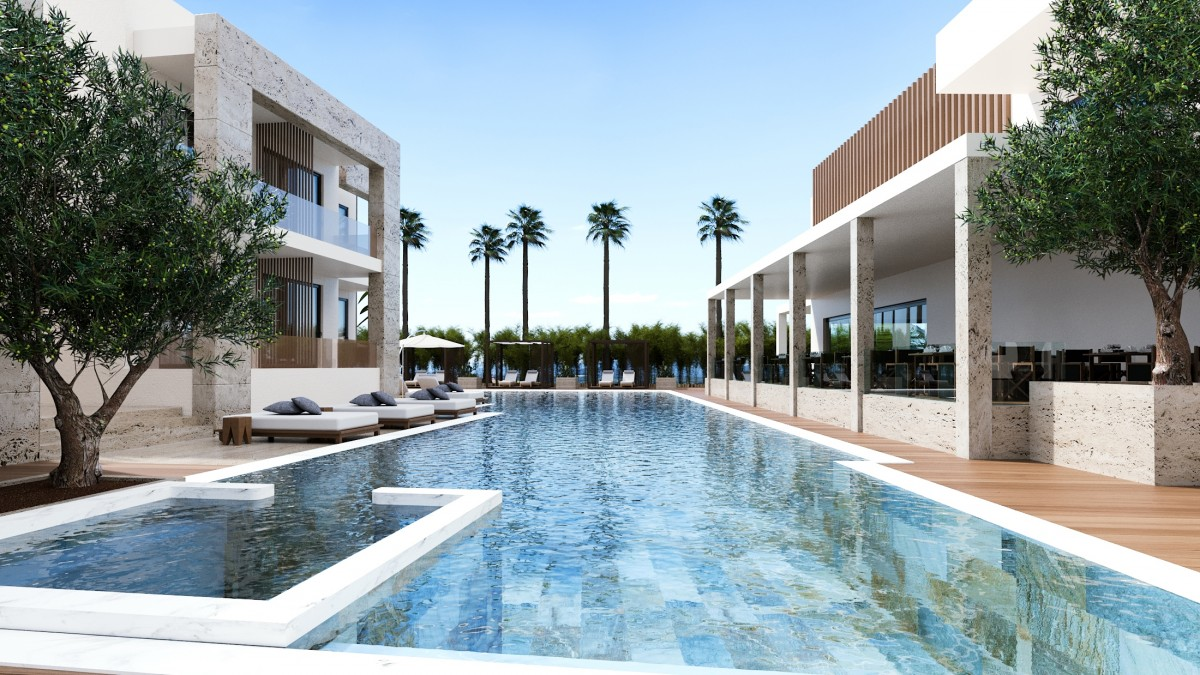 Lango Design Hotel & Spa: The new large hotel investment on the island of Kos